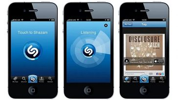 Download Shazam App Apk Free for iPhone, Android & Windows Phone 4