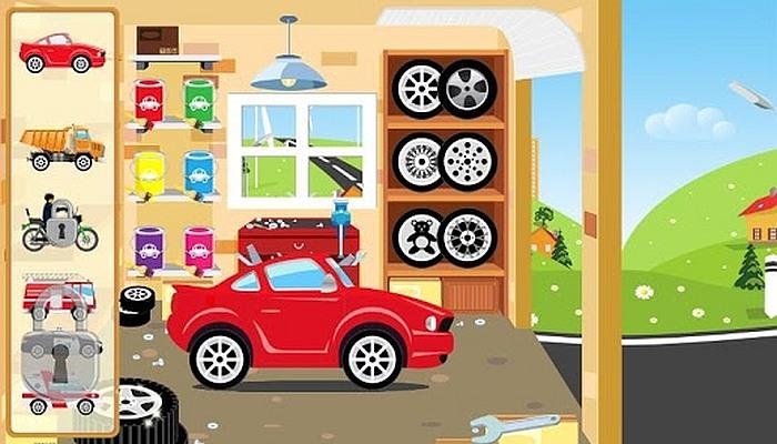 Download Kids Cars Game Apk App Free 1