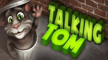 Download Talking Tom Cat Game Apk App Free 5