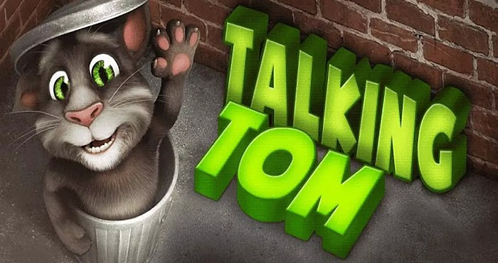 Download Talking Tom Cat Game Apk App Free 1