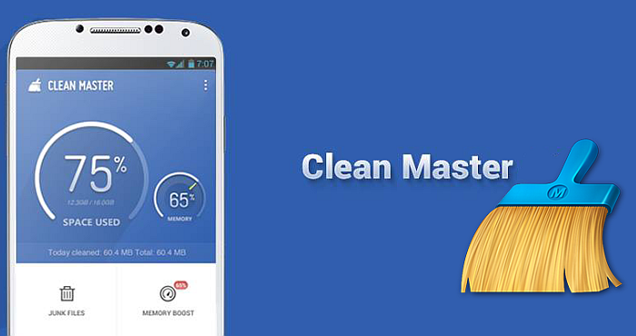 download apk clean master 2018