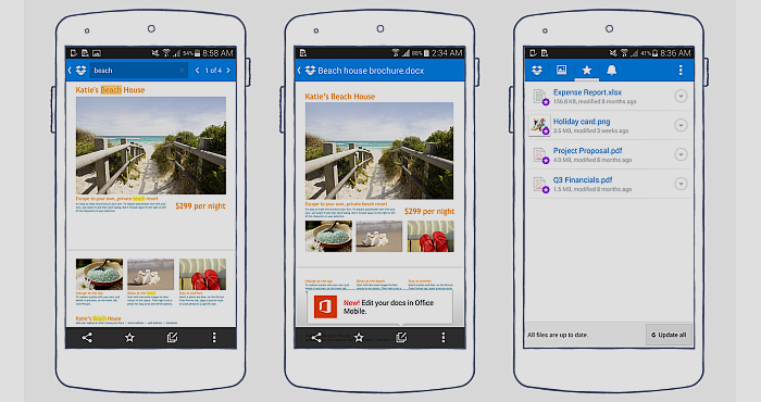 Download Dropbox App Apk Free for iPhone, Android & Windows Phone 1