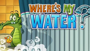 Download Where's my Water Game Apk App Free 12