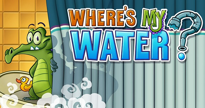 Download Where's my Water Game Apk App Free 1