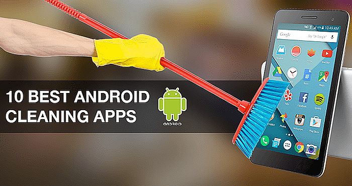 Top 10 Cleaning Apps for Android 1