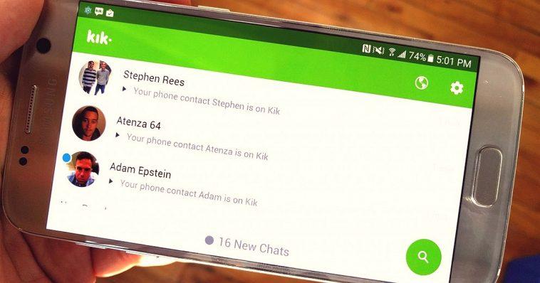 Download Kik Messenger App Apk 1