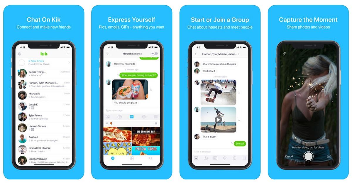 Download Kik Messenger App Apk 2