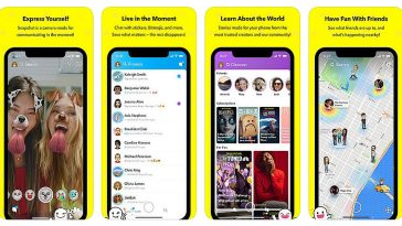 Download Snapchat App - Updated 5