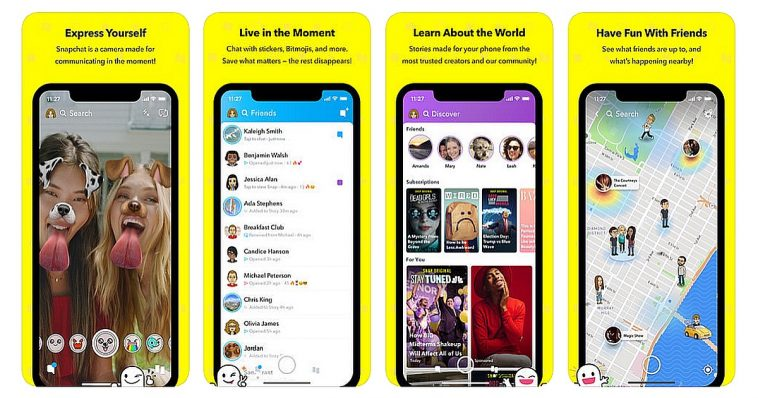 Download Snapchat App - Updated 1