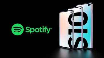 Spotify Premium Free on Samsung Galaxy S10 Smartphone 6