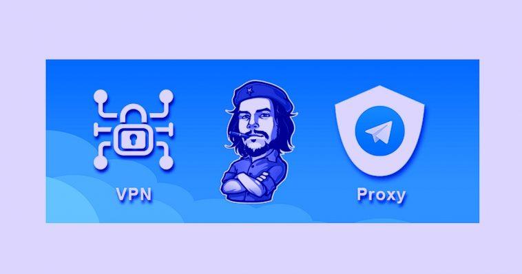 Telegram Messenger via a VPN in 2019 1