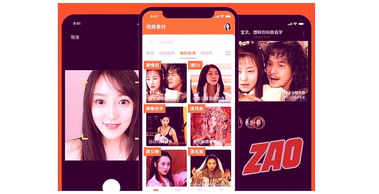 Download ZAO App 2