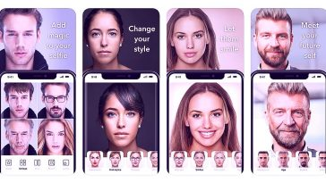 Download FaceApp for iPhone and Android 5