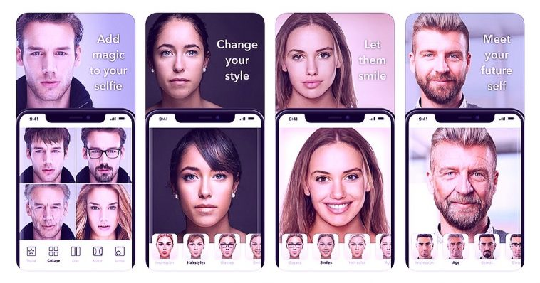 Download FaceApp for iPhone and Android 1