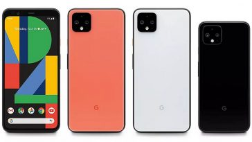 Google PIXEL 4 Specifications 5