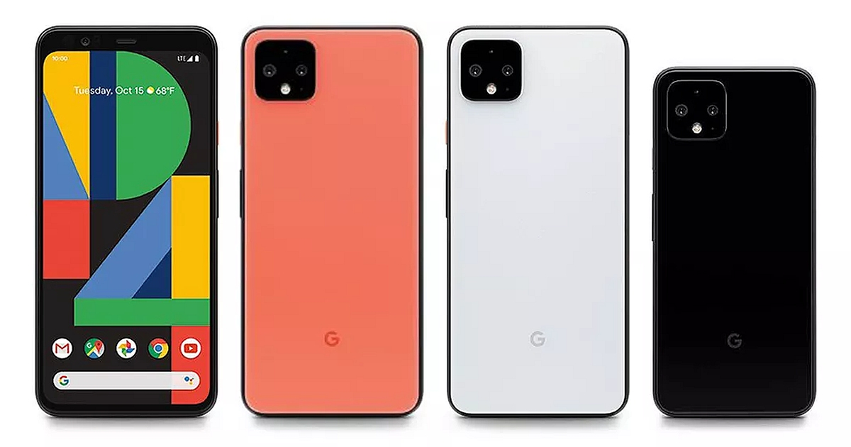 Google PIXEL 4 Specifications 2